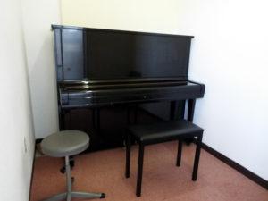 ピアノ個室